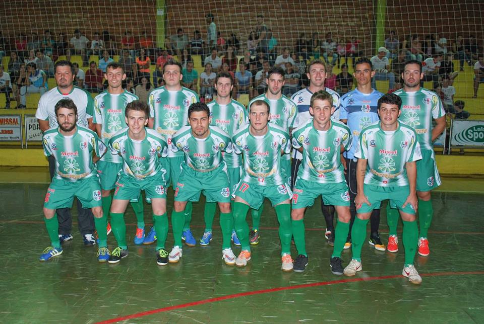 Equipe do Missal Futsal