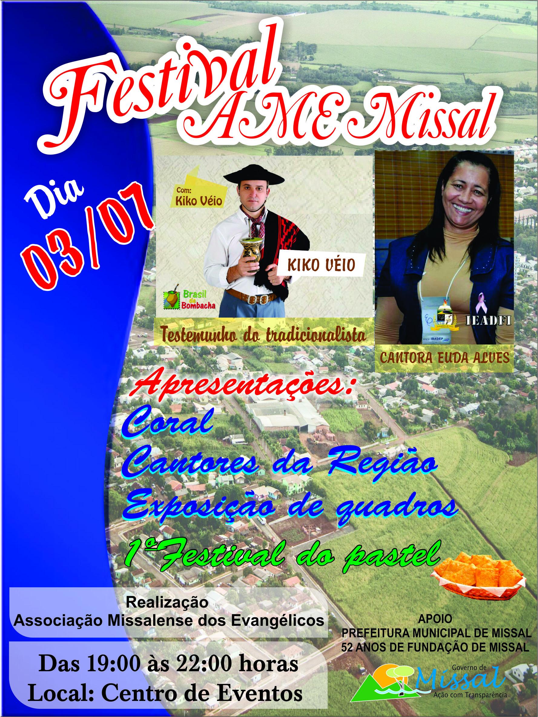 Festival AME Missal